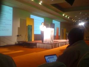 Nelson Mattos Keynotes session