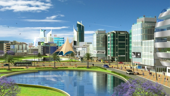 Konza-Technology-City-3D-Render