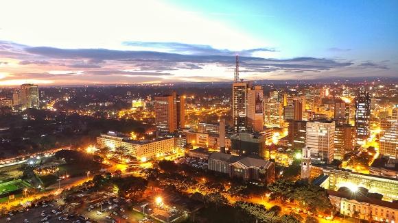 Mutua-Matheka-Sunset-Nairobi-Cityscape