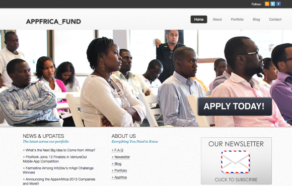 The Appfrica Fund